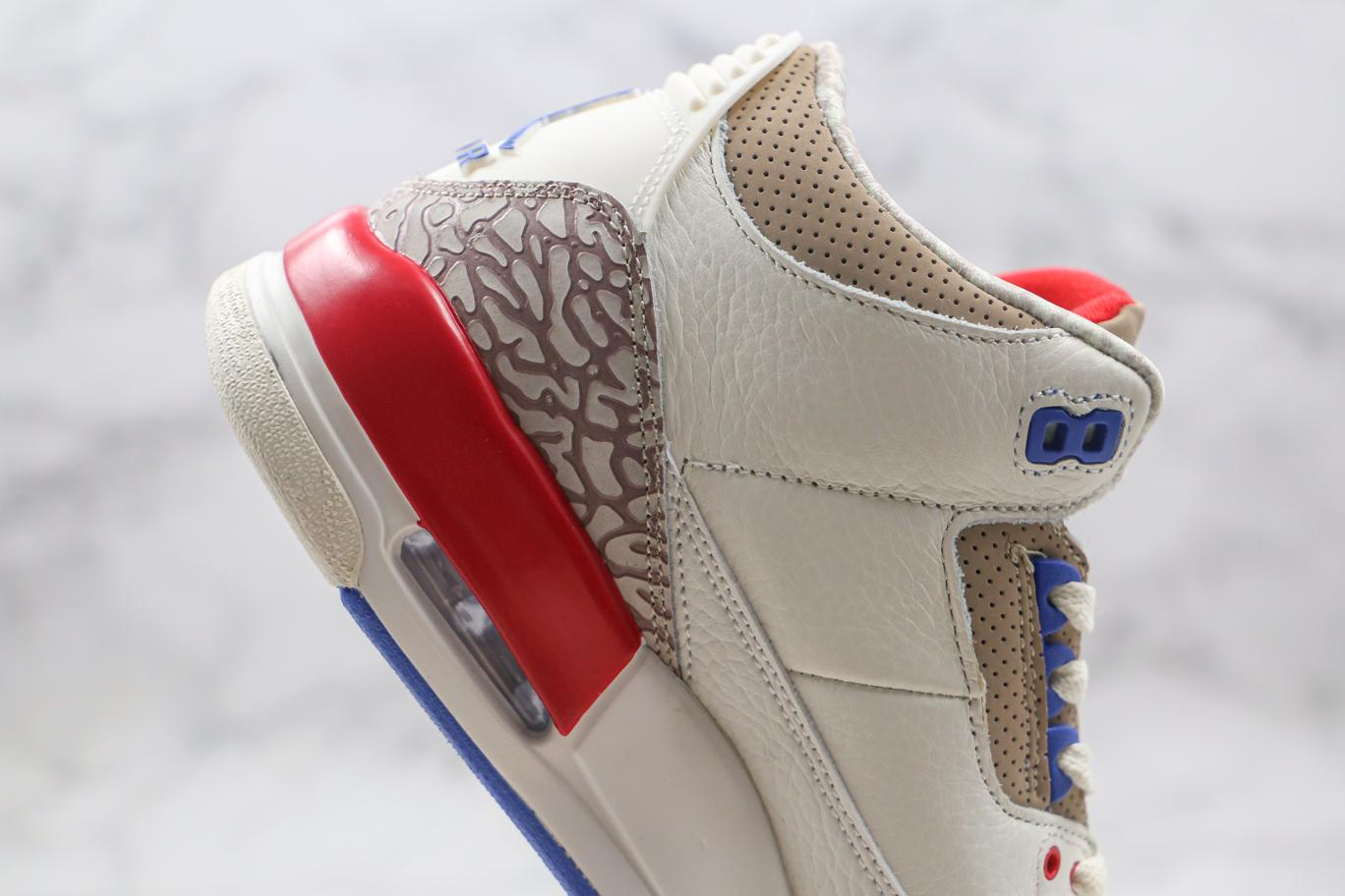 Air Jordan 3 Retro International Flight 4