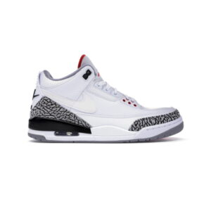 Air Jordan 3 Retro JTH NRG White Cement