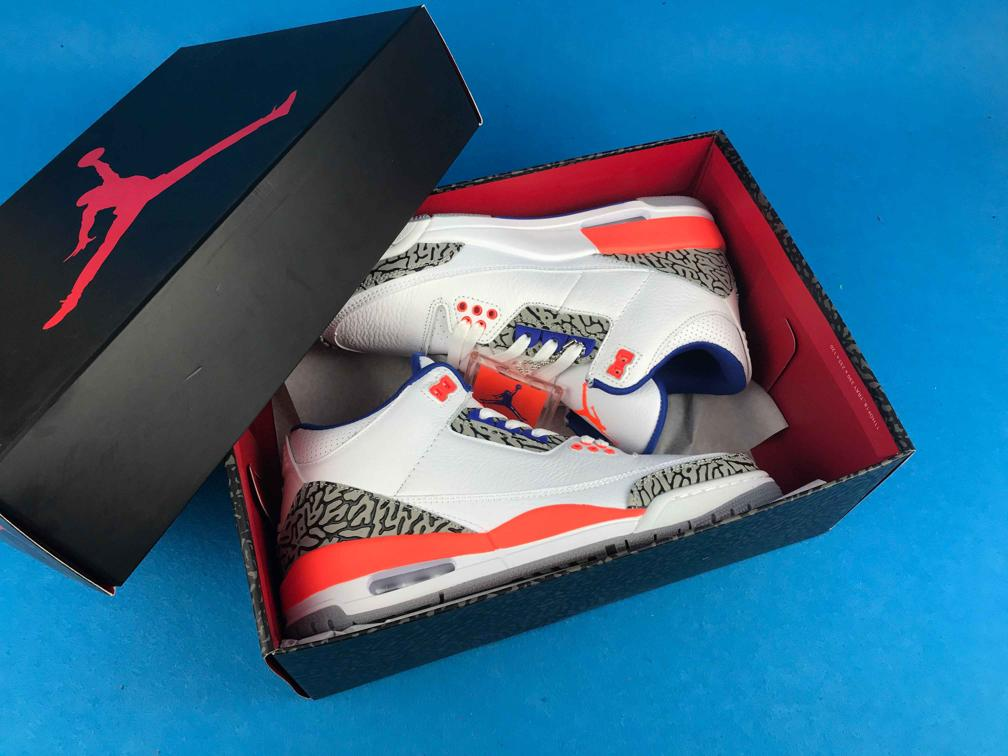 Air Jordan 3 Retro Knicks 14