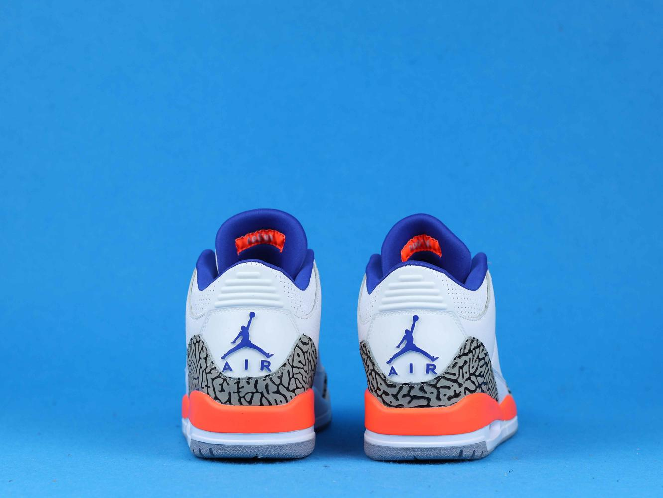 Air Jordan 3 Retro Knicks 4