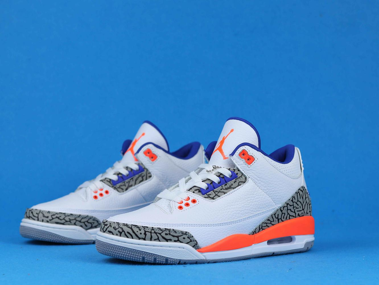 Air Jordan 3 Retro Knicks 5