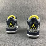 Air Jordan 3 Retro Michigan PE 6