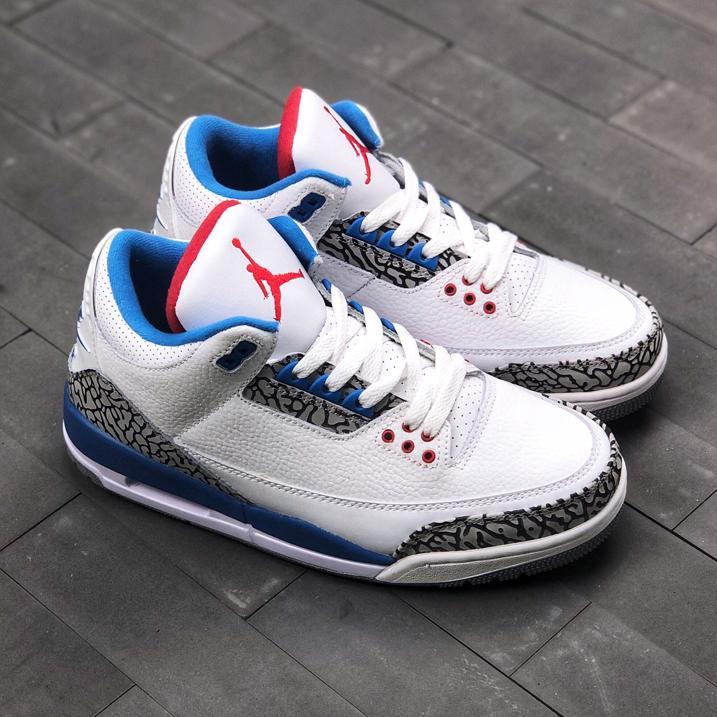Air Jordan 3 Retro OG True Blue 2016 3