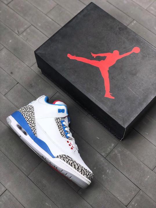 Air Jordan 3 Retro OG True Blue 2016 4