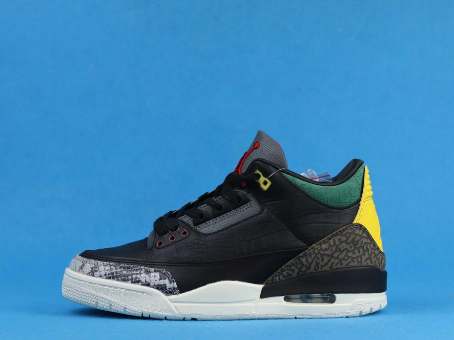 Air Jordan 3 Retro SE Animal Instinct 2.0 1