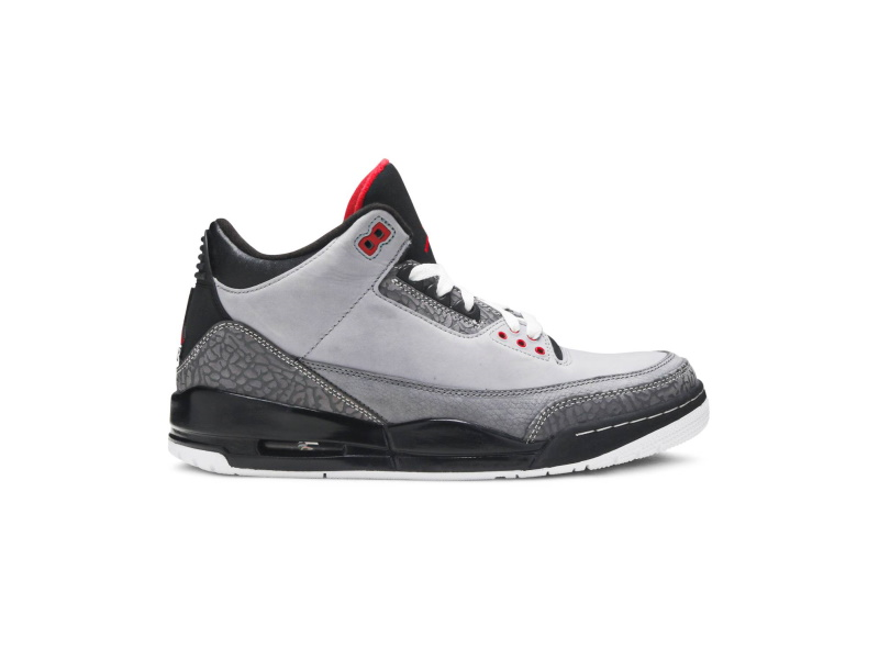 Air Jordan 3 Retro Stealth