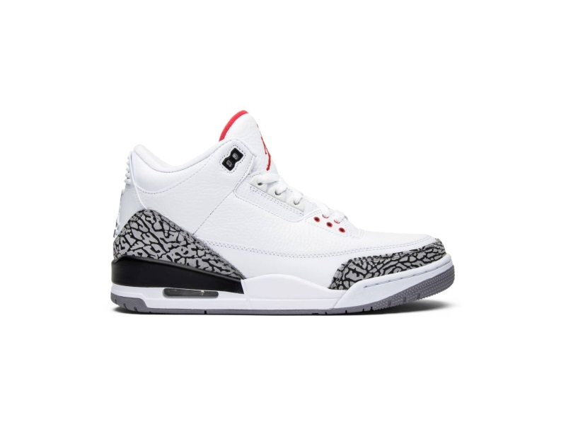 Air Jordan 3 Retro White Cement 2011