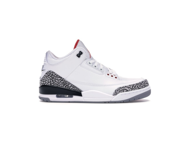 Air Jordan 3 Retro White Cement 88 Dunk Contest 2013