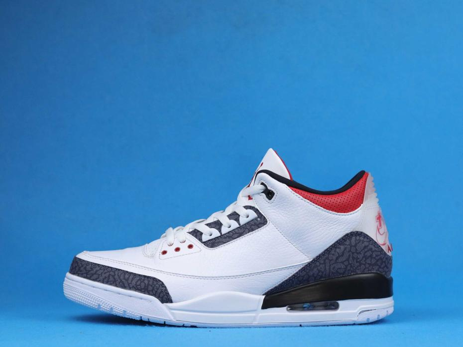 Air Jordan 3 SE T Fire Red Japan Exclusive 1
