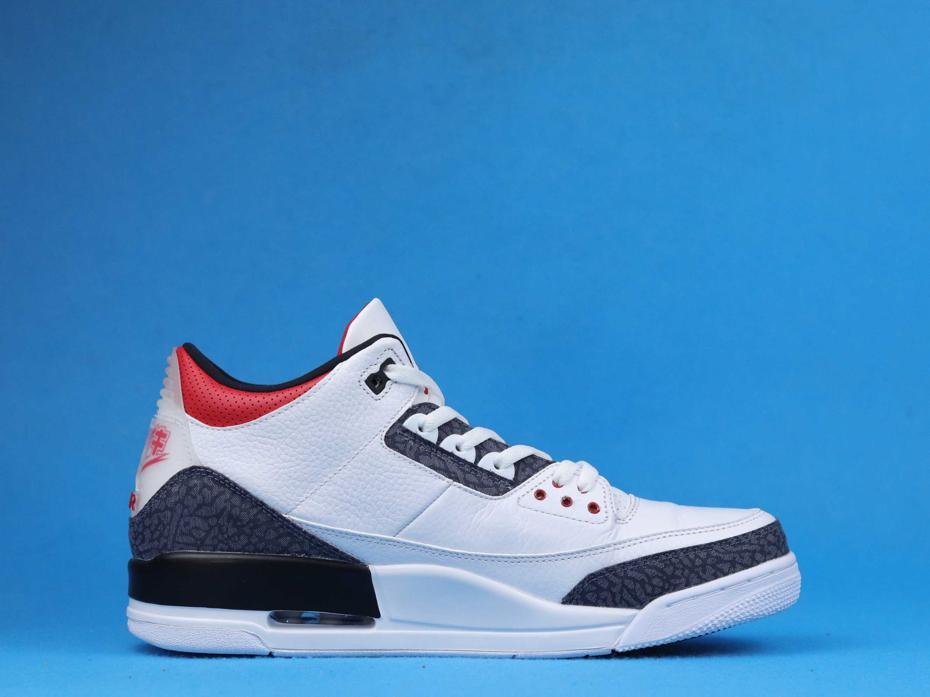 Air Jordan 3 SE T Fire Red Japan Exclusive 2