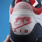 Air Jordan 3 SE T Fire Red Japan Exclusive 6
