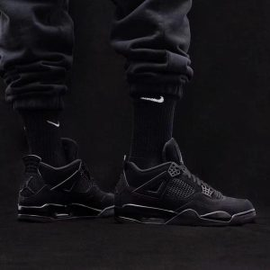 Air Jordan 4 Retro Black Cat 2020 1