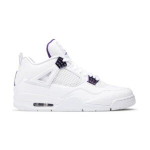 Air Jordan 4 Retro Purple Metallic