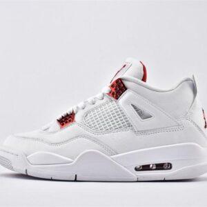 Air Jordan 4 Retro Red Metallic 1