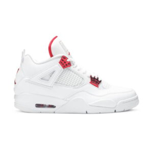 Air Jordan 4 Retro Red Metallic