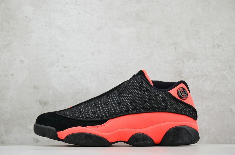 CLOT x Air Jordan 13 Retro Low Infra Bred 1
