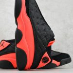 CLOT x Air Jordan 13 Retro Low Infra Bred 10