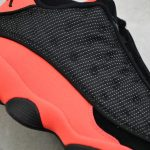 CLOT x Air Jordan 13 Retro Low Infra Bred 22