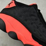 CLOT x Air Jordan 13 Retro Low Infra Bred 23