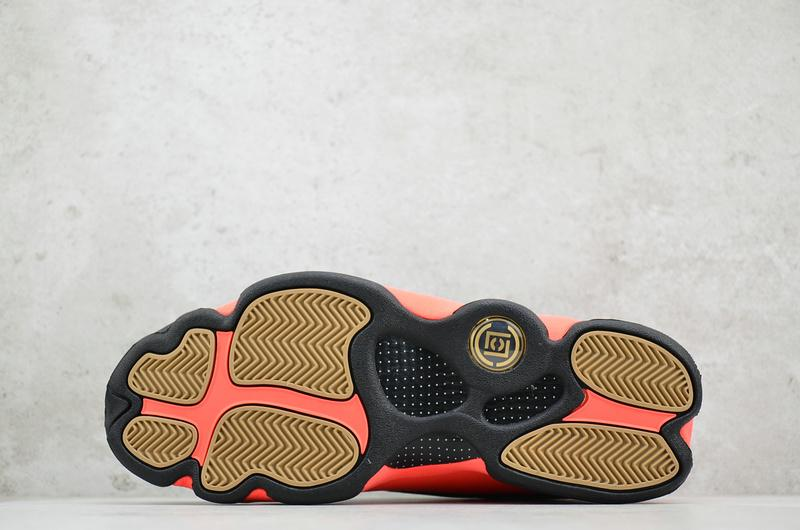 CLOT x Air Jordan 13 Retro Low Infra Bred 3