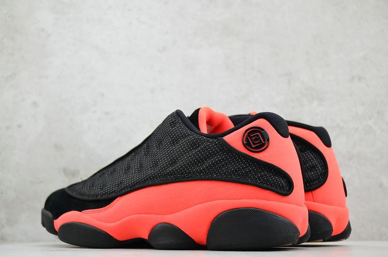 CLOT x Air Jordan 13 Retro Low Infra Bred 6