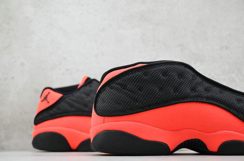 CLOT x Air Jordan 13 Retro Low Infra Bred 9