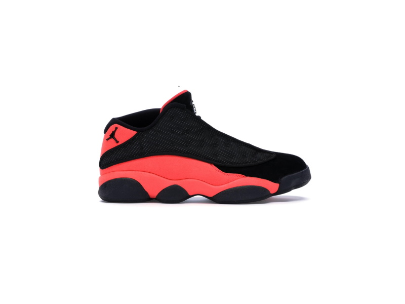 CLOT x Air Jordan 13 Retro Low Infra Bred