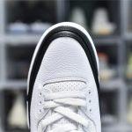 Fragment Design x Air Jordan 3 Retro SP White 10