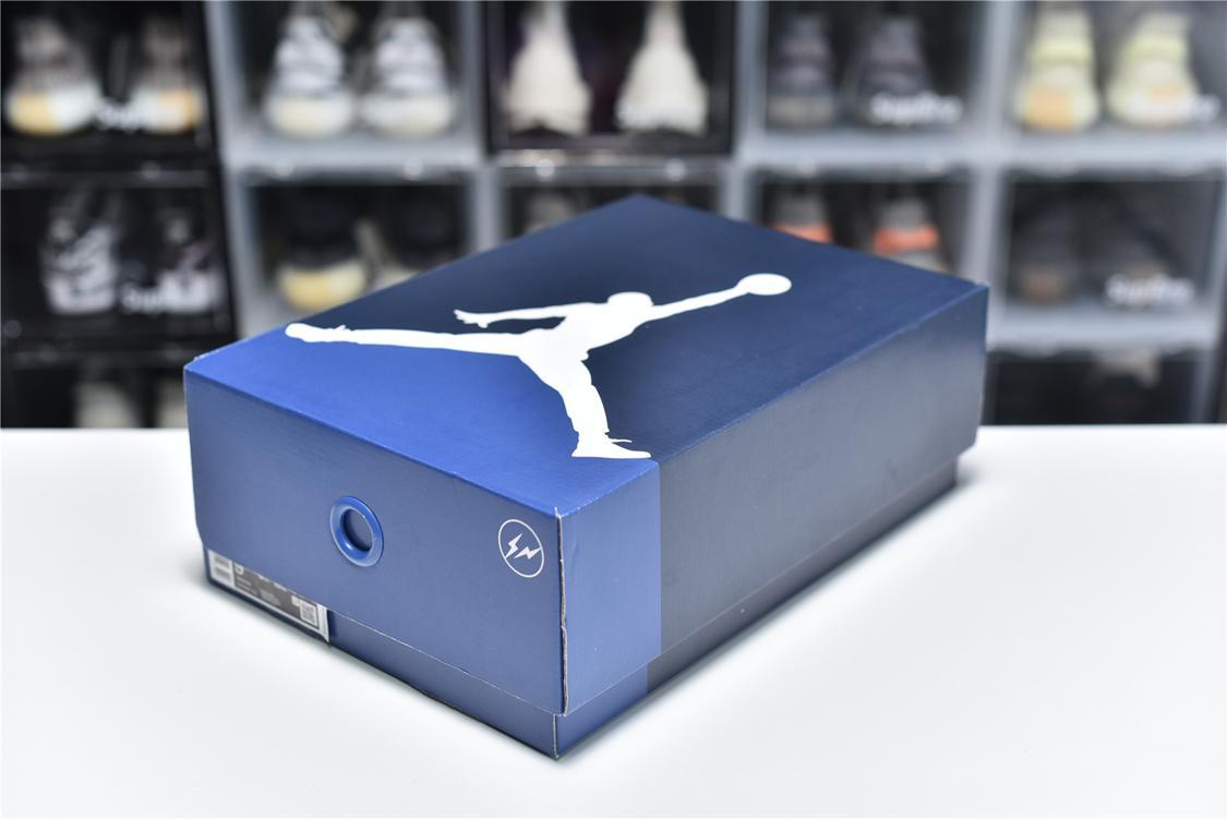 Fragment Design x Air Jordan 3 Retro SP White 14
