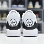 Fragment Design x Air Jordan 3 Retro SP White 4
