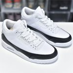 Fragment Design x Air Jordan 3 Retro SP White 9