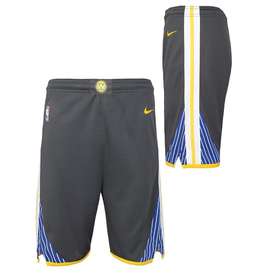 Golden State Warriors Swingman NBA Shorts Statement Edition 1
