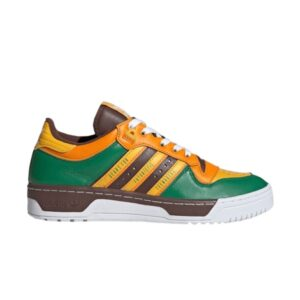 Human Made x Rivalry Low Green Gold