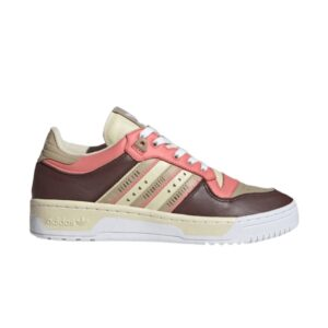 Human Made x adidas Rivalry Low Sand Brown