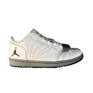 Jordan 1 Flight 4 Low Premium White Grey