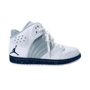 Jordan 1 Flight 4 Premium White Silver