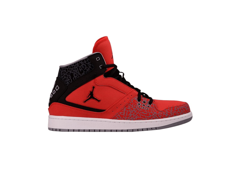 Jordan 1 Flight Fire Red