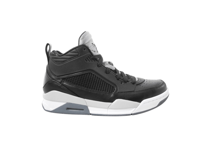 Jordan Flight 9.5 Black White Cool Grey