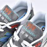 New Balance 998 Grey Green Blue 4