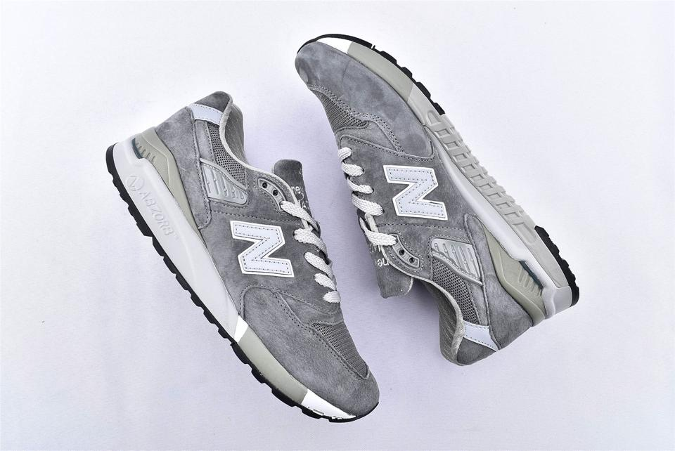New Balance 998 Grey White 7
