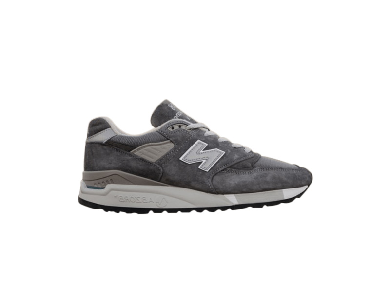 New Balance 998 Grey White