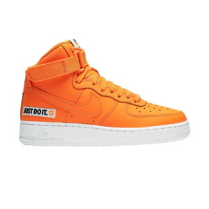 Nike Air Force 1 High Just Do It Pack Orange GS