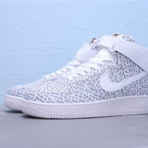 Nike Air Force 1 High Just Do It Pack White W 1