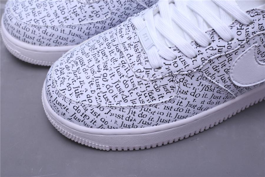 Nike Air Force 1 High Just Do It Pack White W 8