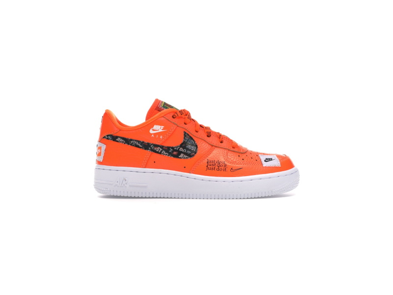 Nike Air Force 1 Low Just Do It Pack Orange GS