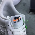 Nike Air Force 1 Low Just Do It Pack White Clear 2