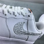 Nike Air Force 1 Low Just Do It Pack White Clear 6