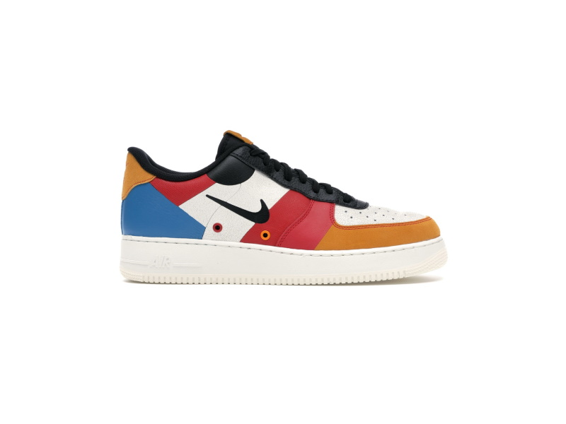 Nike Air Force 1 Low Sail Amber Rise