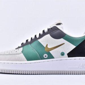 Nike Air Force 1 Low Vast Grey Green 1
