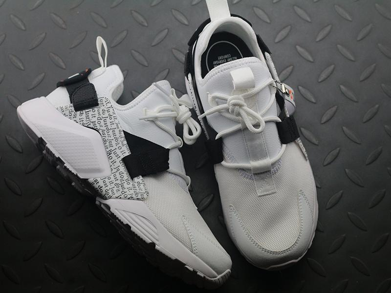 Nike Air Huarache City Low Just Do It Pack White W 12